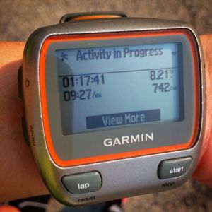 8.2 miles done at a 9:27 pace!
