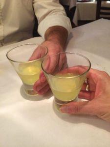Lemon cello cheers!