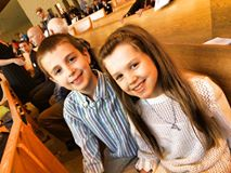 James and Sophia
