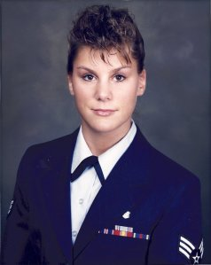 I received Service member of the quarter in 1994.  Great moment!