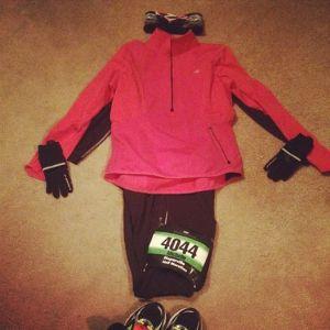 Flat runner ready!