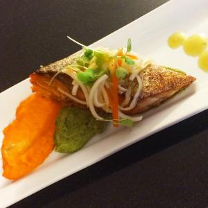 Chilean Sea bass, MasterChef audition dish from season 5 tryouts