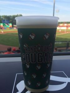 MMMMM, the only time I drink beer is at a ball game.  I even had 2!!