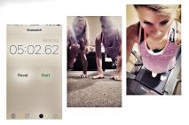 More workouts! I ran twice!